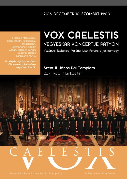 VOX CAELESTIS