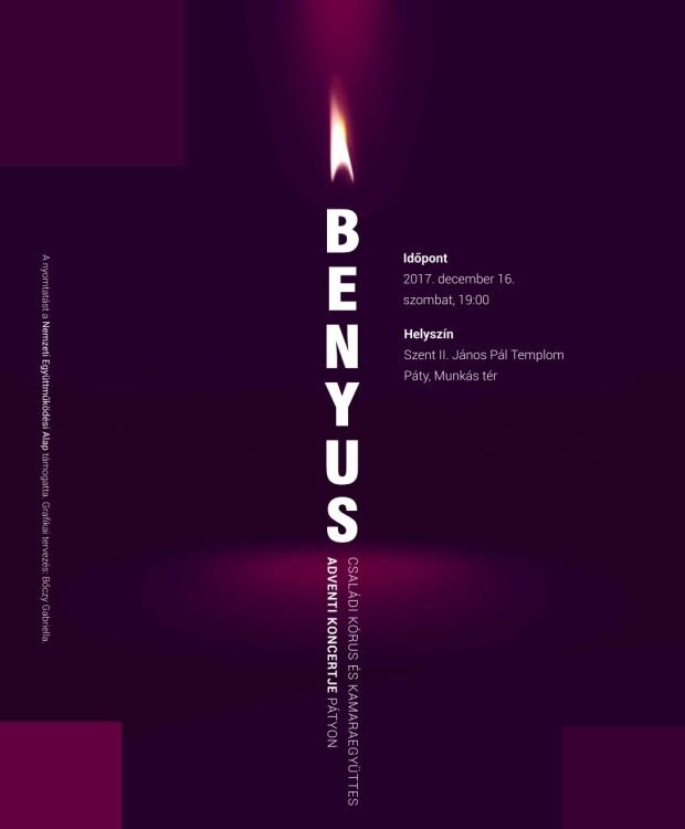 Benyus koncert